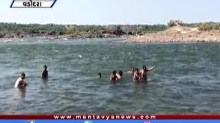 વડોદરા:સાવલીની મહીસાગર નદીમાં બે યુવકો તણાયા