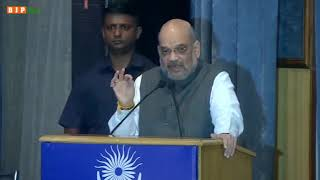हमारी सरकार ने एक अलग प्रकार से मानवाधिकार के लिए लड़ाई लड़ी है : गृहमंत्री श्री अमित शाह, नई दिल्ली