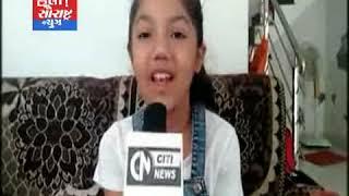 પાલનપુર-6ઠા ધોરણમાં અભ્યાસ કરતી બાળકી ડાન્સ કોમ્પિટિશનમાં પ્રથમ