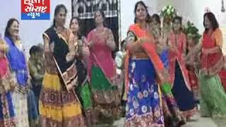 પાલનપુર-મહિલા ઉત્કર્ષ સમિતિ દ્વારા શરદ પૂનમની ઉજવણી કરાય