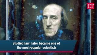 Google doodle honours Belgian physicist Joseph Plateau on 218th birth anniversary