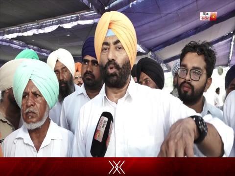 Exclusive Interview: Kot Kapura पहुंचे Sukhpal Khaira ने पंजाब सरकार के ख़िलाफ़ निकाली भड़ास