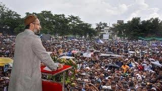 LIVE: Barrister Asaduddin Owaisi addressing the people of Kalyan, Maharashtra