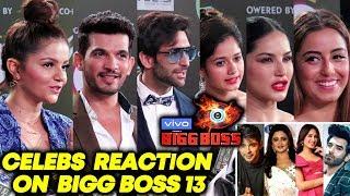 Celebs Reaction On Bigg Boss 13 | Rashmi, Siddharth, Devo, Paras, Shehnaz, Asim | Salman Khan Show