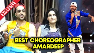 Nach Baliye 9 Finale | Aly Goni And Natasha Talks On Choreographer Amardeep Singh Natt