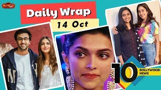 Vaani On Ranbir Kapoor, Jab Parthavi Met Archie, Deepika On Chennai Express | Top 10 News