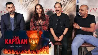 LAAL KAPTAAN | Interview With Deepak Dobriyal, Zoya Hussain, Manav Vij And Dir Navdeep
