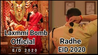 Akshay Kumar's Laxmmi Bomb Movie Officially Releasing On EID 2020, Set To CLASH With Radhe Movie
