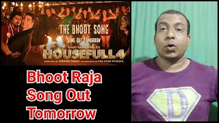 Bhoot Raja Remake Song To Be Out Tomorrow