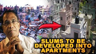 Shirodkar Says Slums To Be Developed Into Apartments After Taking Charge As Housing Board Chairman