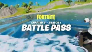Fortnite Chapter 2 - Season 1 Official Battlepass Trailer