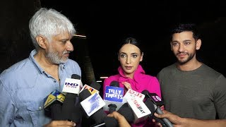Witness The Reality At A Spine Chilling Ghost Walk With Vikram Bhatt And Sanaya Irani