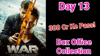 War Movie Box Office Collection Till Day 13