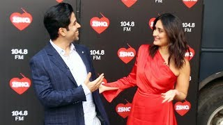 Kareena Kapoor And Tusshar Kapoor Spotted AShooting For What Women Want Season 2 | 104.8 Ishq FM