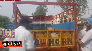 15 OCT N 11  ऊना पुलिस ने  अवैध शराब की बड़ी खेप पकड़ने में सफलता हासिल की