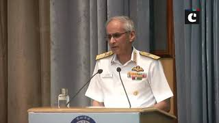 Impetus on technology, encourage small time innovators to make defence self reliant: Navy Chief
