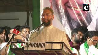 'Request PM Modi to give Muslim women reservation like Maratha': Asaduddin Owaisi