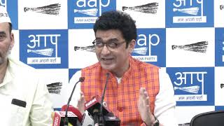 BJP has never raised any questions regarding law & order in Parliament: Dr Ajoy Kumar