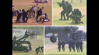 Watch: NSG's prowess on display on occasion of 35th raising day