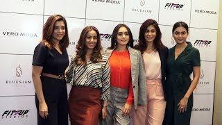 Top 5 Tv Celebs At Vero Moda & Fitzup Studios Organise Fitness & Fashion On My Passport