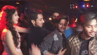 Jannat Zubair's Party Dance With Faisu And Team 07 | Fruity Lagdi Hai Song Launch