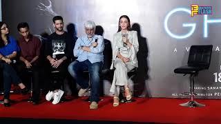 Sanaya Irani, Vikram Bhatt & Shivam Bhaargava - Chit Chat - Ghost Movie Press Conference