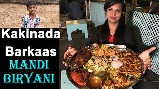 Kakinada Barkaas Restaurant | Fry Fish | Mandi Biryani | Telugu Food Channel | Top Telugu Kitchan