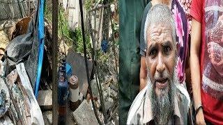 Nilofer Hospital Ke Footpath Par Laga GHMC Ka JCB | Ghareeb Log Hain Ab Road Par |