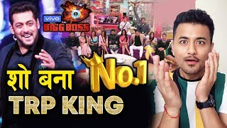 Bigg Boss 13 TRP Breaks Record | Online TRP Report | Salman Khan