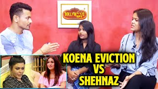 Koena Mitra Eviction | Shehnaz Gill Behaviour | Bigg Boss 13 | Bigg Charcha with Bollywoosld Spy