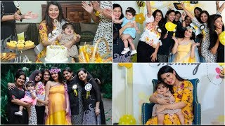Radhika Pandit 2nd Baby Shower Special Video || Ayra Yash || Yash
