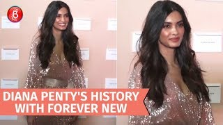 Diana Penty Reveals Her History With The Popular Brand Forever New