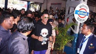 Housefull 4 Special Train Mumbai To Delhi With Akshay Kumar & Team