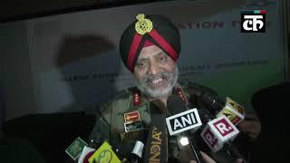 लेफ्टिनेंट जनरल KJS ढिल्लन ने कश्मीरी किसानों की सुरक्षा को आश्वस्त किया