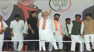 PM Shri Narendra Modi addresses public meeting in Partur, Maharashtra #ModifiedMaharashtra