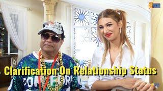 Anup Jalota & Jasleen Matharu In Relationship Again ? - Vo Meri Student Hai Movie Muhurat