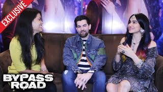 Bypass Road | Neil Nitin Mukesh And Adah Sharma Exclusive Interview