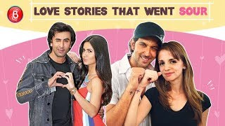 Bollywood Love Stories Which Went Sour Over Time