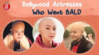 Priyanka Chopra, Anushka Sharma, Shilpa Shetty - Bollywood Actresses Who Went Bald Onscreen