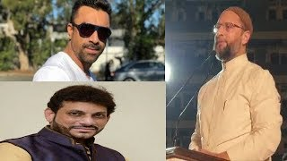 Asaduddin Owaisi Speech In Byculla | Ajaz Khan VS Waris Phatan | Who Will Win ? | @SACH NEWS |