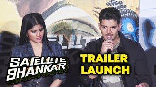 Satellite Shankar Trailer Launch | Full Video | Sooraj Pancholi | Megha Aakash