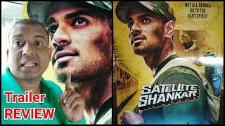 Satellite Shankar Trailer Review