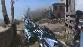 Call of Duty Modern Warfare: Realism Team Deathmatch Gameplay (No Commentary)