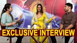 Exclusive Interview | Ardab Mutiyaran | Sonam Bajwa | Ajay Sarkaria | Dainik Savera