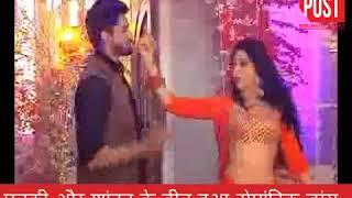 Puchki and Shantanu's romantic dance on Valentine's day in Ye Teri Galliyan