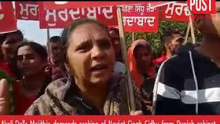 Pulwama attack: Akali Dal demands sacking of Navjot Singh Sidhu from Punjab cabinet