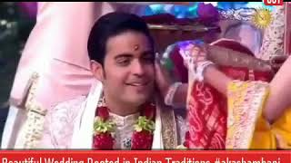 Akash Ambani and Shloka Mehta wedding: Beautiful Wedding Rooted in Indian Traditions, Watch Video