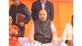 #LIVE: Amit Shah addresses public meeting in Firozabad, Uttar Pradesh