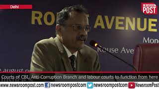 Rouse Avenue court complex inaugurated, all graft cases to be heard here   NewsroomPost