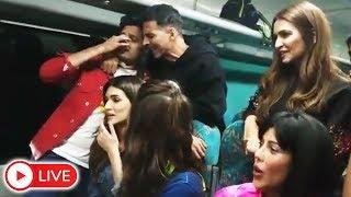 Housefull 4 Team Full Enjoyment In Train | Akshay Kumar, Bobby, Ritesh, Kriti Sanon